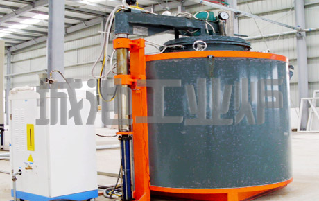 pit steam blackening furnace_HeFei LuJiang ChengChi Industrial ...