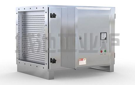 热处理淬火油槽油烟净化器
