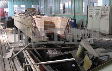 热处理工业炉大修改造