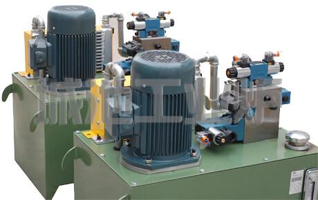 淬火油槽液压泵站
