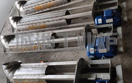 盐水淬火槽防腐型不锈钢搅拌器